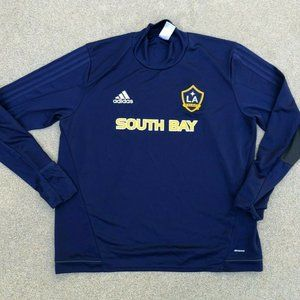 Adidas Climacool South Bay LA Galaxy Soccer Shirt